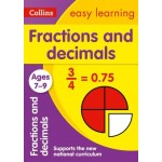 Easy Learning - Fractions and Decimals Ages 7-9