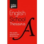 Collins Gem School Thesaurus: Trusted support for learning, in a mini-format