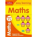 Easy Learning Maths Ages 4-5