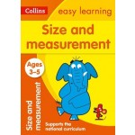 Easy Learning Size and Measurement Ages 3-5