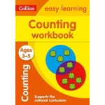 Easy Learning Counting Workbook Ages 3-5