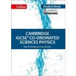 Cambridge IGCSE Co-ordinated Sciences Physics Student Book?