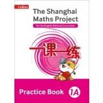 THE SHANGHAI MATHS P PRAC BK 1A '18