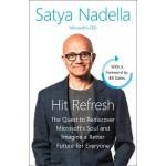 Hit Refresh: A Memoir by Microsoft's CEO