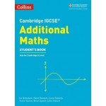 Cambridge IGCSE Additional Maths Student's Book?