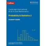 Cambridge International AS & A Level Mathematics Statistics 2 Student's Book