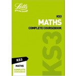 KS3 Letts Maths Complete Coursebook