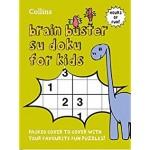 COLLINS BRAINBUSTER SUDOKU FOR KIDS