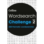 Collins Wordsearch Challenge Book 2: 200 Themed Wordsearch Puzzles