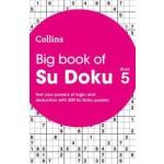 COLLINS BIG BOOK OF SUDOKU 5