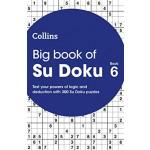 COLLINS BIG BOOK OF SUDOKU 6