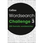 COLLINS WORDSEARCH CHALLENGE BK3