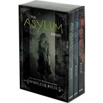 Asylum 3-Book Box Set: Asylum, Sanctum, Catacomb