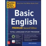 Practice Makes Perfect Basic English, Second Edition