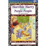 C-HORRIBLE HARRY AND THE PURPLE PEOPLE