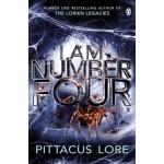 I Am Number Four: (Lorien Legacies Book 1)