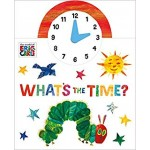 WORLD OF ERIC CARLE WHAT'S TIME?