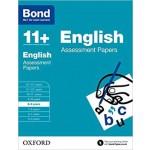 BOND 11+ ASSESS P' ENG 8-9 '17