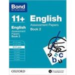 BOND 11+ ASSESS P' ENG 10-11+BK2 '17