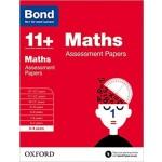 BOND 11+ ASSESS P' MATHS 5-6 YRS '17