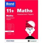 BOND 11+ ASSESS P' MATHS 7-8 YRS '17
