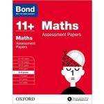 BOND 11+ ASSESS P' MATHS 8-9 YRS '17