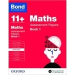 BOND 11+ ASSESS P' MATH 9-10 BK1 '17