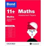 BOND 11+ ASSESS P' MATHS 12-13+ '17