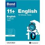 BOND 11+ 10 MIN TESTS ENG 7-8 '17