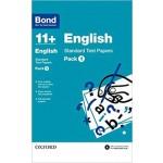 BOND 11+ ENG STAND TP PK 1 '17