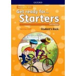 Get ready for... Starters: Student's Book with downloadable audio: Maximize chances of exam success with Get ready for...Starters, Movers and Flyers!
