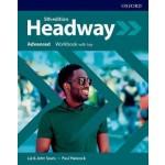 HEADWAY 5E ADV WB W/KEY