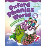 Oxford Phonics World: Level 4: Student Book with MultiROM