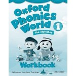 OXFORD PHONICS WORLD 1(THE ALPHABET)