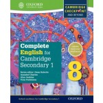 Student Book 8 Complete English for Cambridge Lower Secondary