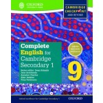 Student Book 9 Complete English for Cambridge Lower Secondary