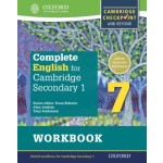 Student Workbook 7 Complete English for Cambridge Lower Secondary