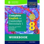 Student Workbook 8 Complete English for Cambridge Lower Secondary