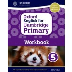 Workbook 5 - Oxford English for Cambridge Primary