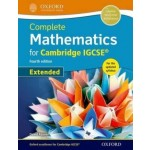 IGCSE Complete Camb Extended Math-4E