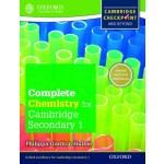 Student Book Complete Chemistry for Cambridge Lower Secondary