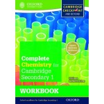 Workbook Complete Chemistry for Cambridge Lower Secondary