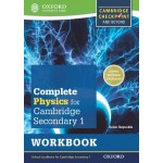 Workbook Complete Physics for Cambridge Lower Secondary