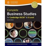 IGCSE&OL Camb Business Studies-2Ed
