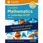 Cambridge IGCSE (R)  Complete Mathematics (Extended)  Student Book 5th Edition