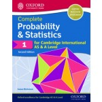 Complete Probability & Statistics 1 for Cambridge International AS & A Level