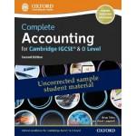 Cambridge IGCSE(R) & O Level Complete Accounting