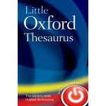 Little Oxford Thesaurus