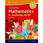 IGCSE Core Math for CIE w CD-ROM 3ED