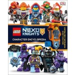 LEGO NEXO KNIGHTS Character Encyclopedia: Includes Exclusive Clay Minifigure